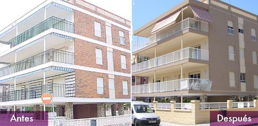 Promissan construcci n y rehabilitaci n rehabilitaci n - Rehabilitacion de casas antiguas ...
