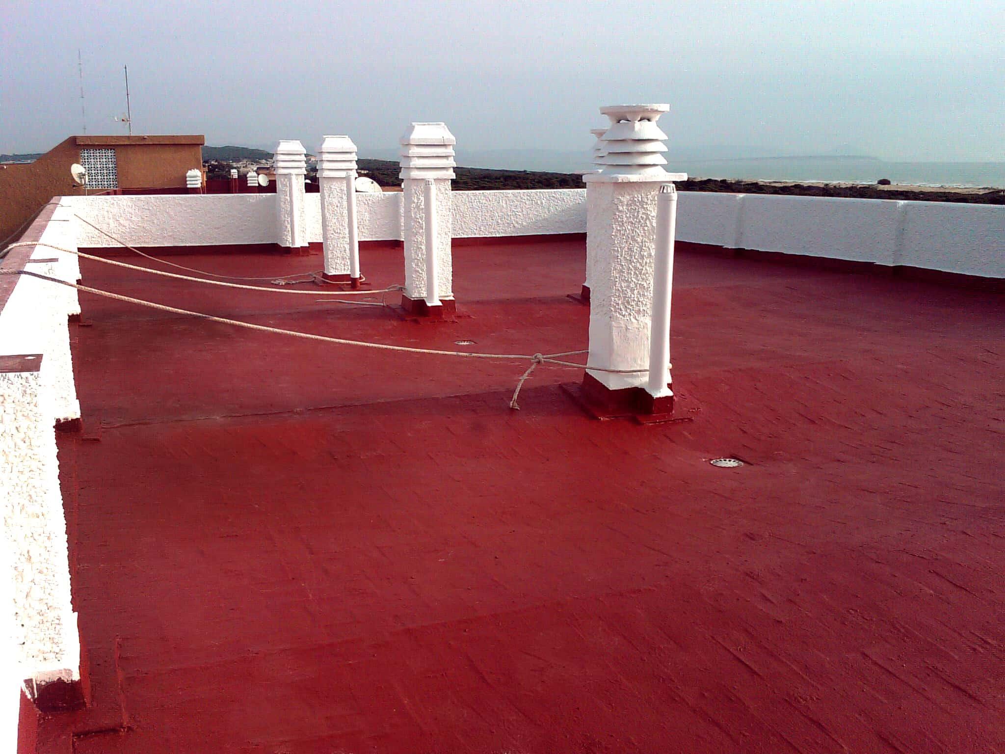 Promissan Construcción y Rehabilitación de Terrazas