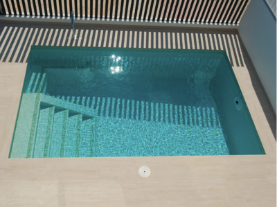 piscinas con promissan