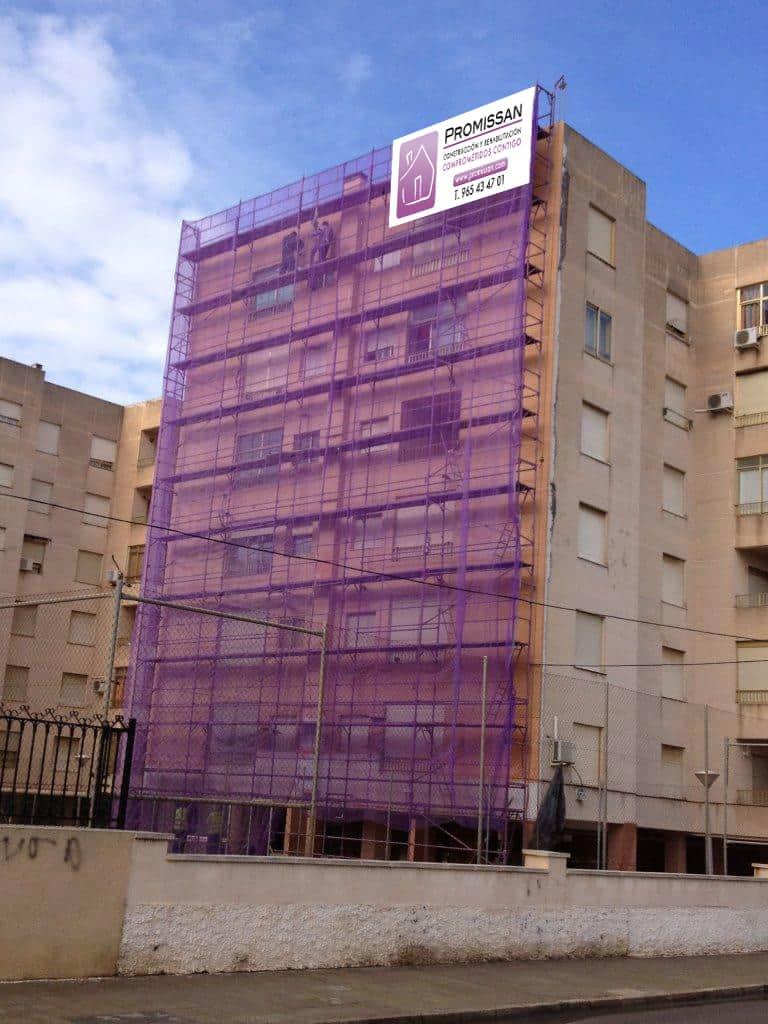 Subvención Rehabilitación edificios con más de 50 años