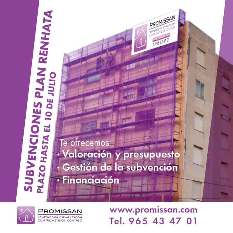 Financiación y subvenciones gestiona con Promissan