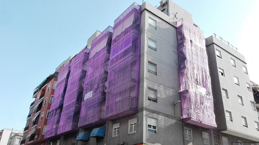 Rehabilitación edificios Elche