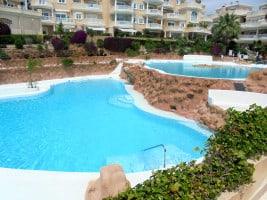 Reforma piscina Guardamar