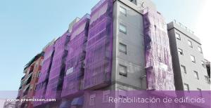 Seguridad en la rehabilitación de edificios