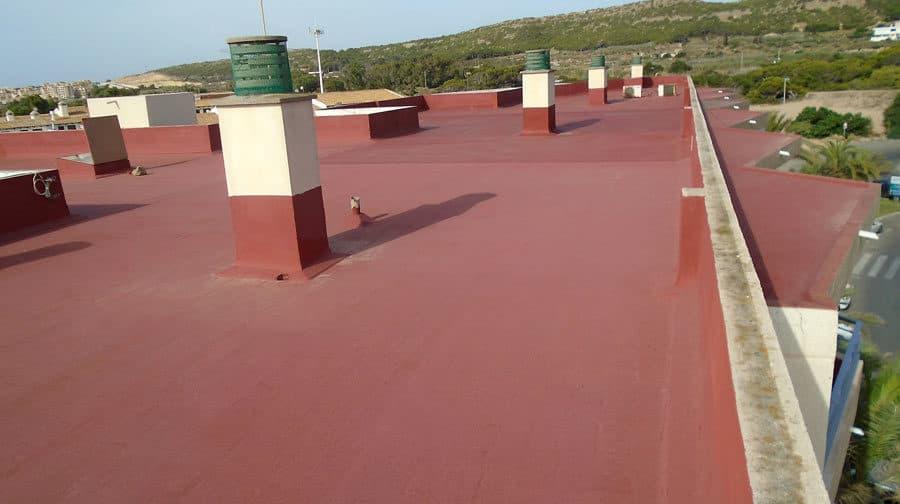 reacondicionamiento terraza