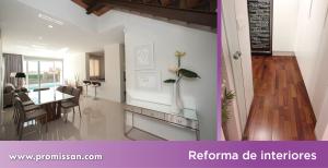 Reforma de interiores