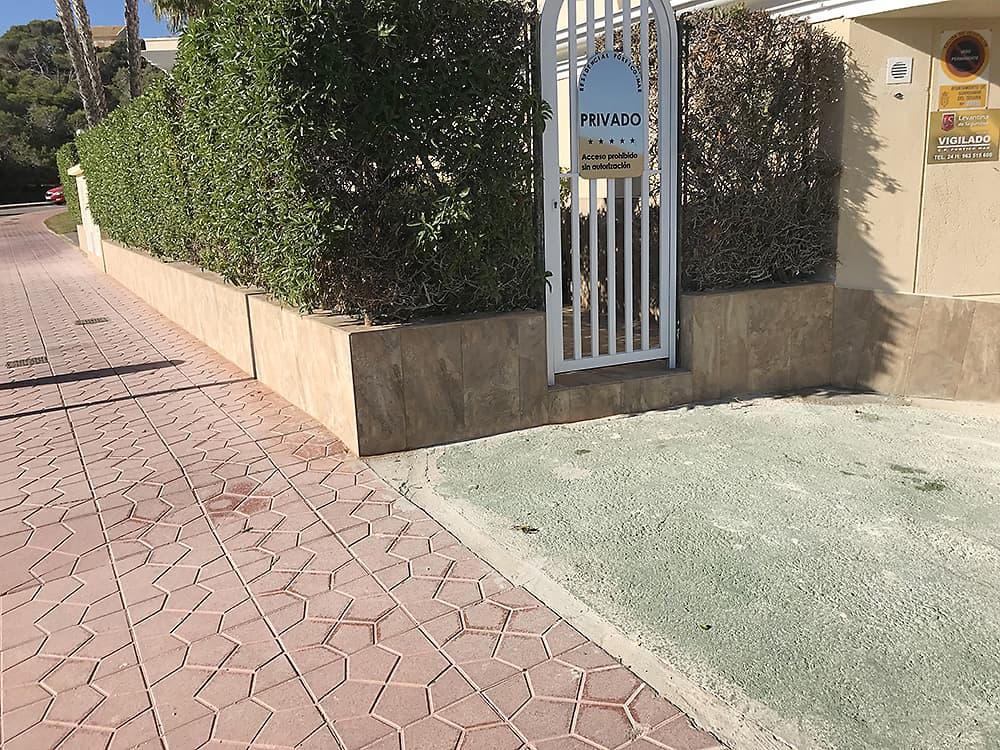 portico del mar promissan
