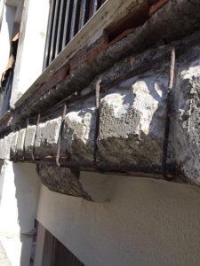 Sonora III Rehabilitación fachada
