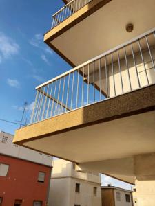 Rehabilitación de fachada en edificio Santa Pola
