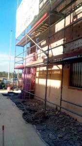 Rehabilitación edificio Gogo Guardamar Alicante