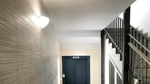 Reparación de zaguán e instalación de ascensor exterior en Albacete