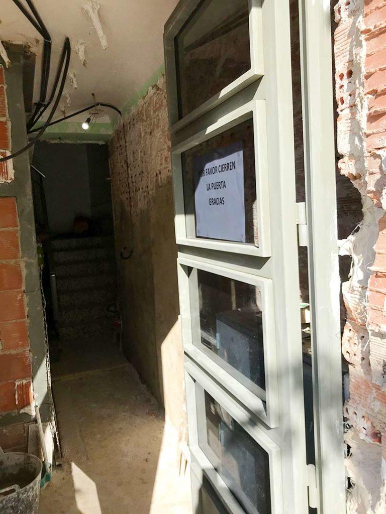 Instalación ascensor en comunidad de Elche