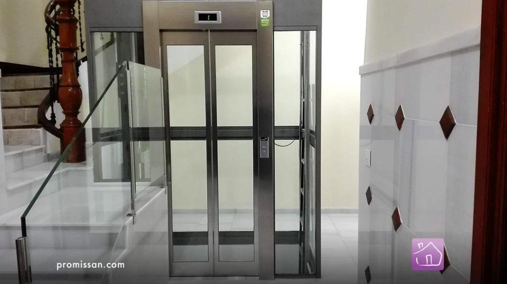 Instalación de ascensor en edificios y viviendas