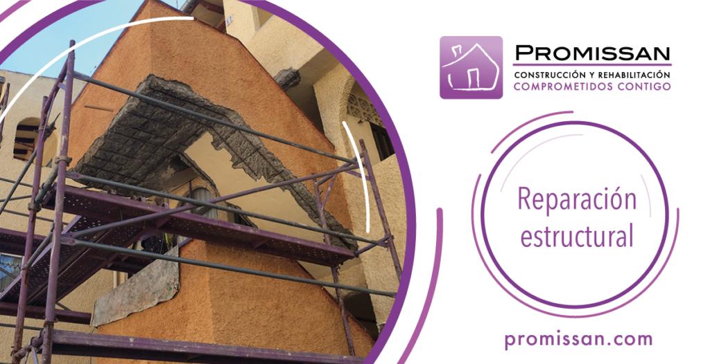 Rehabilitación estructural o cómo mejorar el estado de tu edificio