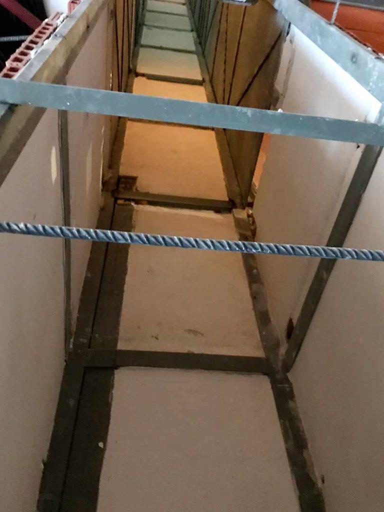 Instalación de ascensor en Alicante