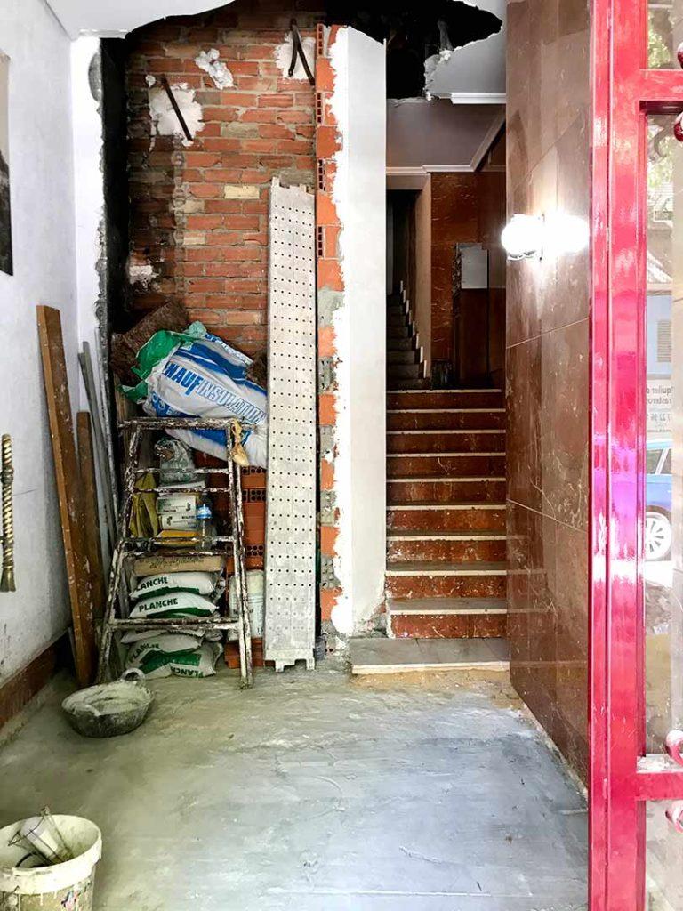 Eliminación de barreras arquitectónicas en Albacete