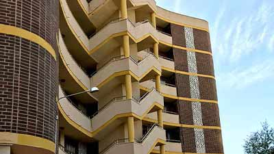 Reparación fachada Orihuela