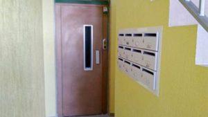 Instalación ascensor cota cero en Petrel