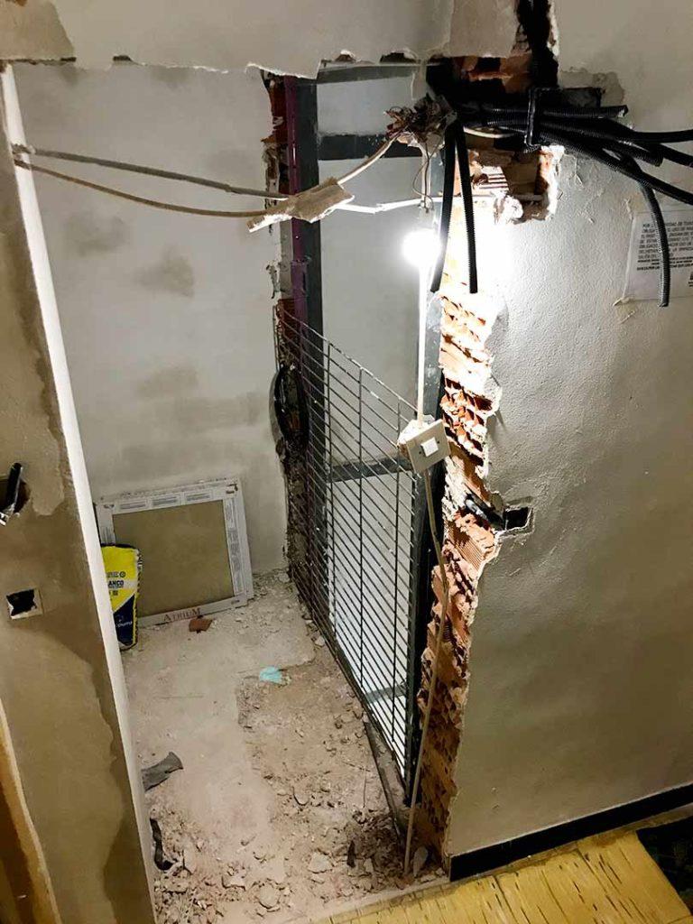 Instalar ascensor en edificio en Elche
