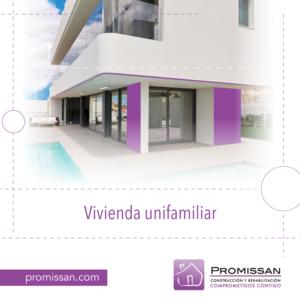 Tu vivienda unifamiliar con Promissan Home