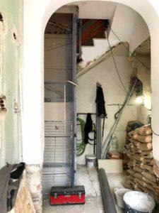 Instalación de ascensor en Muchamiel