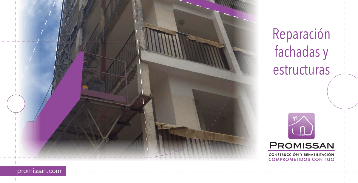 Por qué rehabilitar las fachadas de los edificios